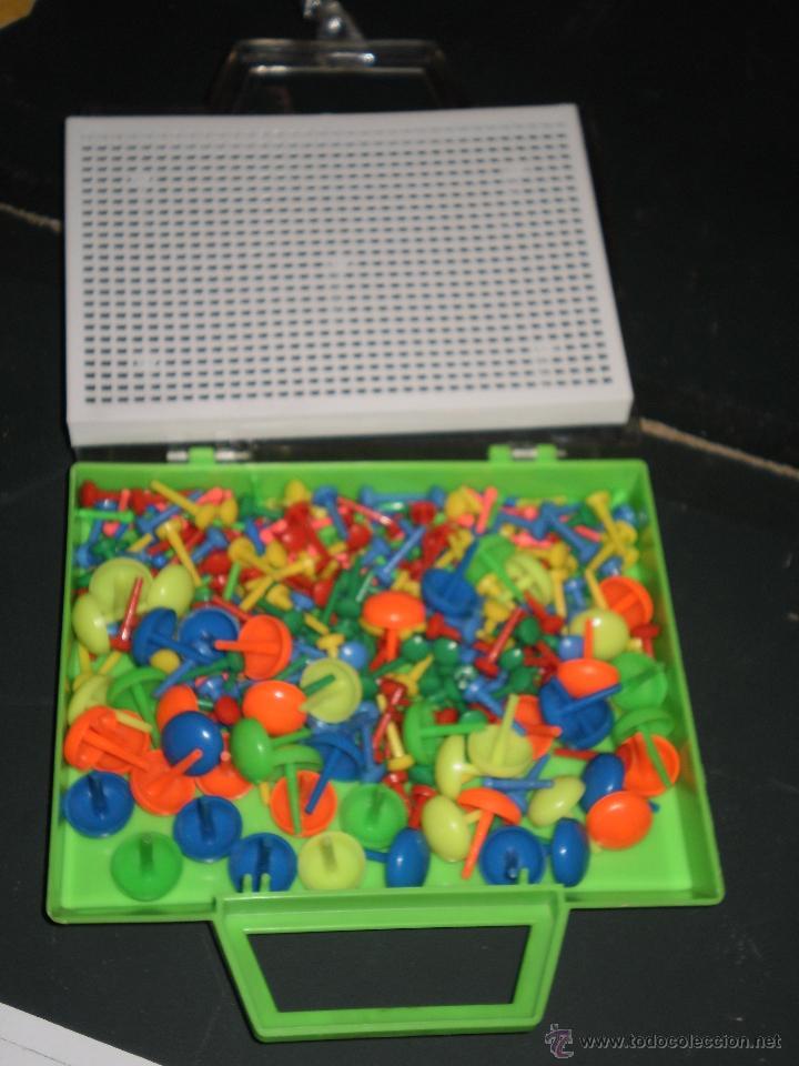 Antiguo Maletin Colorines De Juguetes Pique V Comprar Juegos