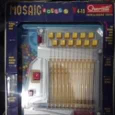 Juegos educativos: QUERCETTI MOSAIC ROLLER JUEGO DE BOLAS EDUCATIVO -AÑOS 70. Lote 53377248
