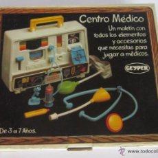 Juegos educativos: GEYPER CENTRO MEDICO, REF. 1560, EN CAJA. CC. Lote 53426608