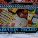 Juegos educativos: PARVULÍN TECLEO BANDERAS Y NACIONES.FEBER 80S.NUEVO EN CAJA.. Lote 53602534