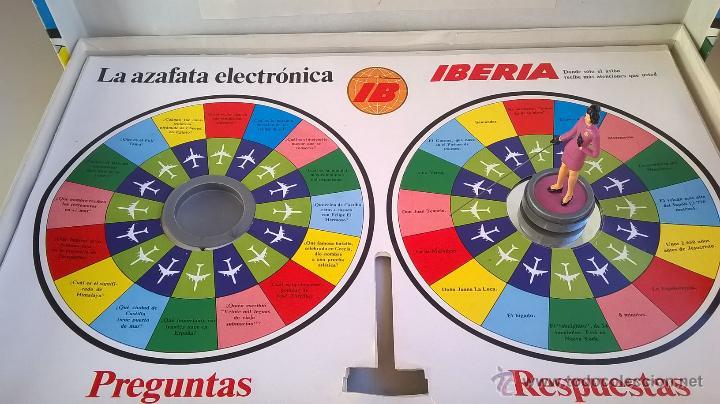 La Azafata Electronica Juego De Mesa Educativo Comprar Juegos