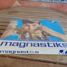 Juegos educativos: JUEGO MAGNASTIKS DE JUGUETES RACIONALES . Lote 53760145