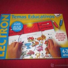Juegos educativos: LECTRON TEMAS EDUCATIVOS. Lote 53965169