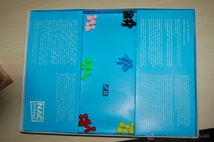 Juegos educativos: LULU EN LAS CARRERAS DE NAC JUNIOR - Foto 2 - 53980794
