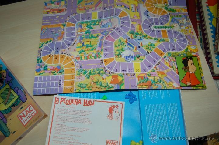 Juegos educativos: LULU EN LAS CARRERAS DE NAC JUNIOR - Foto 3 - 53980794