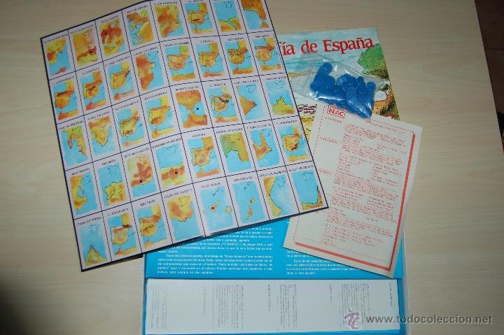 Juegos educativos: LA GEOGRAFIA DE ESPAÑA DE NAC JUNIO - Foto 2 - 53981506