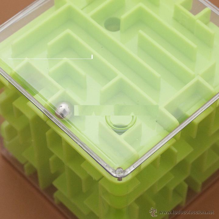 Cubo Magico Laberinto 3d Juego Educativo Comprar Juegos