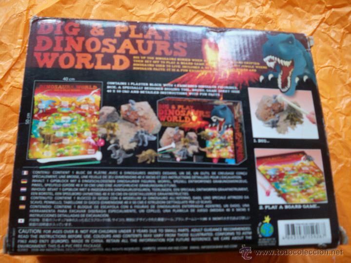 Juegos educativos: DINOSAURS WORLD DIG PLAY EXCAVACION DINOSAURIOS - Foto 2 - 54433783