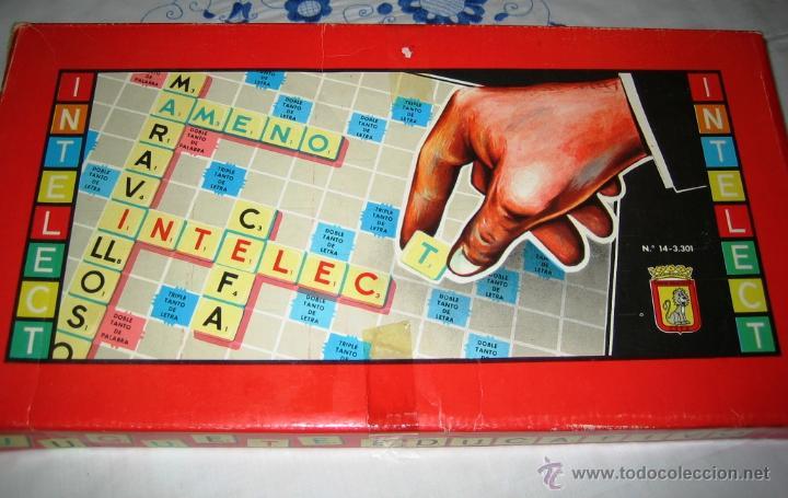 INTELECT, DE CEFA- AÑOS 80 (Juguetes - Juegos - Educativos)