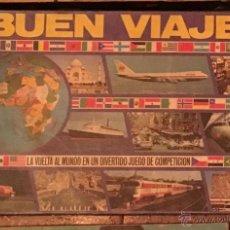 Juegos educativos: JUEGO EDUCA BUEN VIAJE AÑOS 70. Lote 95203967