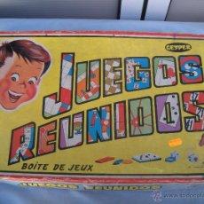 Juegos educativos: JUEGOS REUNIDOS GEYPER 25. Lote 54812539