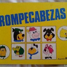 Juegos educativos: ROMPECABEZAS BORRÁS REF.535 AÑOS 70. Lote 56389820
