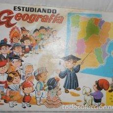 Juegos educativos: JUGUETE ELECTRÓNICO ESTUDIANDO GEOGRAFÍA, MASSANA. Lote 56536458