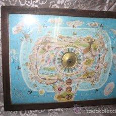 Juegos educativos: JUEGO DE SOBREMESA. EL CAMPEÓN GEOGRÁFICO-FÍSICO. SIGLO XIX-XX.. Lote 57048417