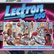 Juegos educativos: LECTRON 500 DE DISET (1990). Lote 57815063