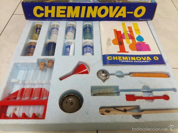 Juegos educativos: Cheminova 0 Mediterráneo. Juego educativo vintage laboratorio química años 70 80, similar Quimicefa - Foto 2 - 57874970