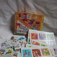 Juegos educativos: JUEGO EDUCATIVO - EL JUEGO DEL BUEN COMPORTAMIENTO - DE DIDACTA - AÑOS 60 - REFERENCIA 701 . Lote 147516093