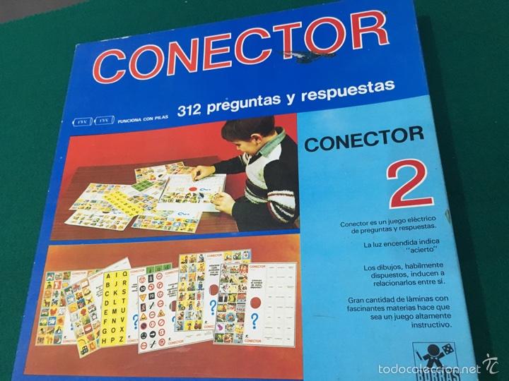 Conector 2 Anos 80 Comprar Juegos Educativos Antiguos En