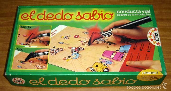 Antiguo Juego De Mesa Infantil Educativo El Ded Comprar Juegos