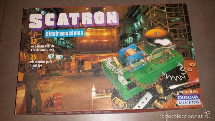 Scatron Electromecanica Incompleto Comprar Juegos Educativos