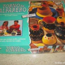 Juegos educativos: TORNO DE ALFARERO, DE DISET. Lote 61504363
