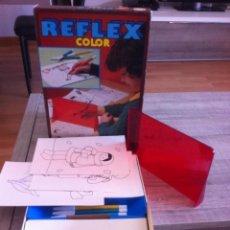 Juegos educativos: ANTIGUO JUEGO REFLEX COLOR. Lote 61652552