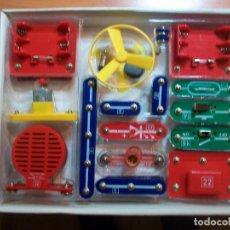 Juegos educativos: KIT ELECTRÓNICO. EDULAND. COMPLETO. EL CORTE INGLÉS. Lote 63012052