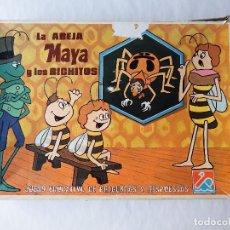 Juegos educativos: LA ABEJA MAYA Y LOS BICHITOS . Lote 63360880