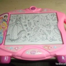 Giochi educativi: PROYECTOR LIGHT BOX PRINCESAS DISNEY - PARA CALCAR Y DIBUJAR-. Lote 65381703