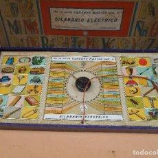 Juegos educativos: JUEGO DE LA SERIE CEREBRO MAGICO DE LOS AÑOS 40. Lote 66188218