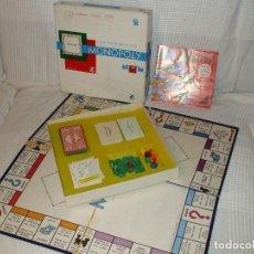 Juegos educativos: MONOPOLY DE BARCELONA DE JUGUETES BORRÁS. Lote 66787058