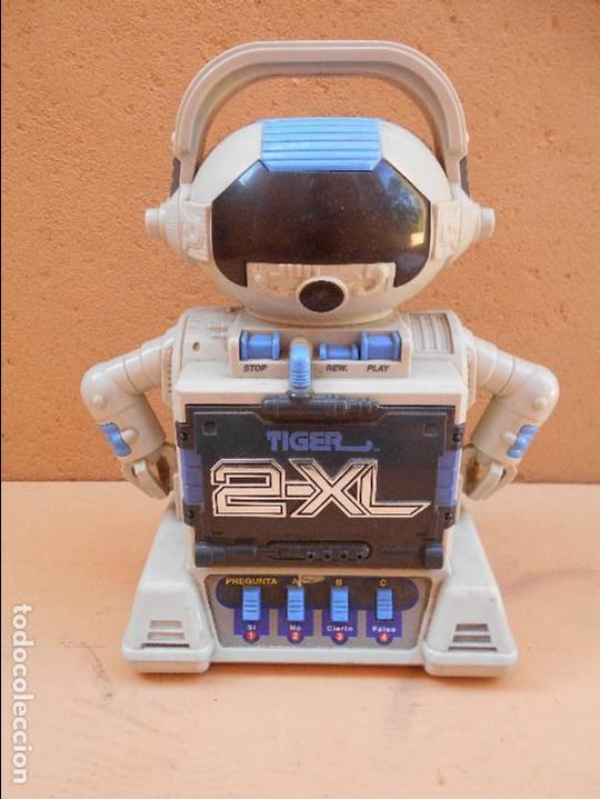 Robot 2 Xl Tiger Comprar Juegos Educativos Antiguos En