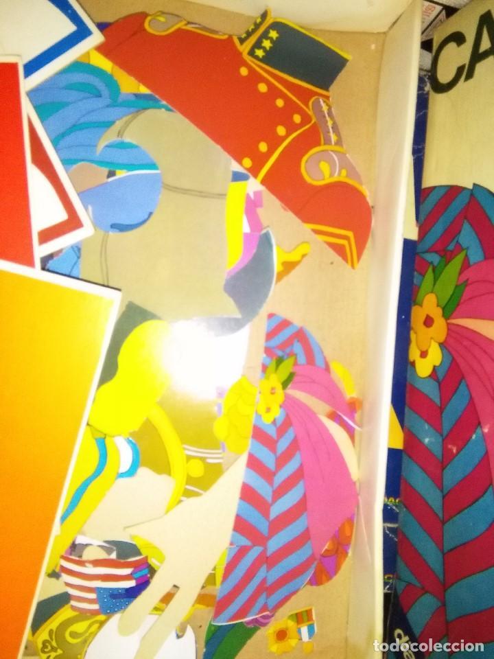 Juegos educativos: juego Carrusel de disfraces - Foto 3 - 67508965
