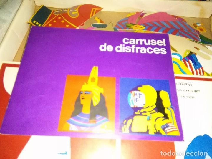 Juegos educativos: juego Carrusel de disfraces - Foto 4 - 67508965