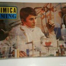 Juegos educativos: KIMING SENIOR JUEGO DE QUÍMICA AÑOS 70. Lote 67584071