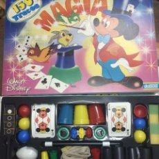 Juegos educativos: JUEGO MAGIA (FIRMADO POR EL MAGO VALENCIANO (JERITO). Lote 68704346