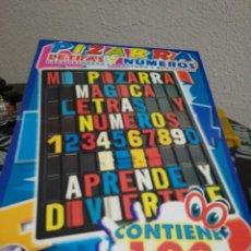 Juegos educativos: PIZARRA DE LETRAS Y NUMEROS PRESCHOOL.. Lote 71333277