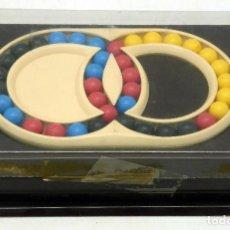 Juegos educativos: JUEGO HABILIDAD BOLAS COLORES AÑOS 70. Lote 72519219