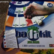 Juegos educativos: JUEGO EN EUSKERA BADAKIT (COMPLETO). Lote 74325511