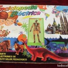 Juegos educativos: ENCICLOPEDIA ELÉCTRICA ARTERIAS Y VENAS. Lote 74566239