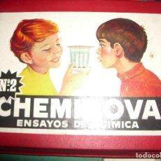 Giochi educativi: CHEMINOVA NUMERO 2. Lote 75294891