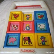 Juegos educativos: JUEGO EDUCATIVO PLAYSKOOL. Lote 75776551