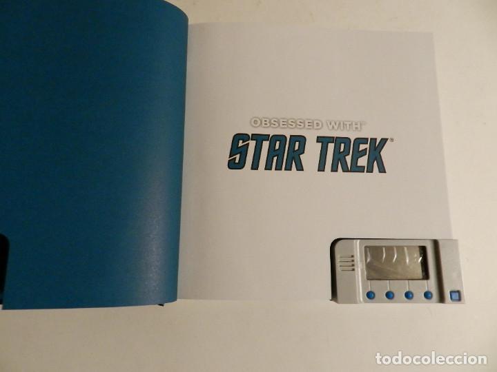 Juegos educativos: LIBRO JUEGO .- OBSESSED WITH STAR TREK – CHIP CARTER 2011 - Foto 3 - 76691583