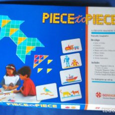 Juegos educativos: JUEGO DIDACTICO PIECE TO PIECE.. Lote 77413081