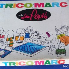 Juegos educativos: MUÑECA SRTA. PEPIS. TRICO/MARC DE LA SRTA. PEPIS. Lote 77415713