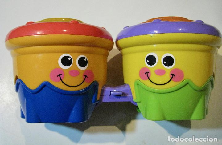 Juegos educativos: BONGOS MUSICALES FISHER PRICE - MATTEL 2006 - Foto 1 - 77569113