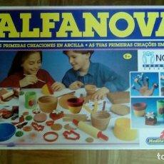Juegos educativos: JUEGO COMPLETO ALFANOVA. Lote 77735545