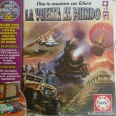Juegos educativos: LA VUELTA AL MUNDO. EDUCA. 2009. PRECINTADO.. Lote 78191621