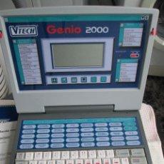 Juegos educativos: ORDENADOR INFANTIL GENIO 2000 DE VTECH. Lote 78339825