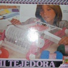 Juegos educativos: MI TEJEDORA. Lote 78466481